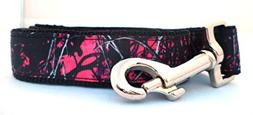 """Regal Hound Designs 2"""" Wide Martingale Dog Collar, Lined, 2"""